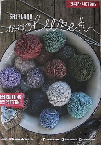 Ravelry: Shetland Wool Week Website - patterns