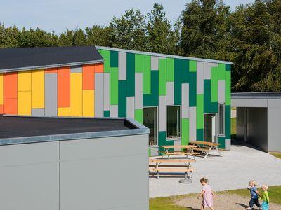 Centro de día Lucinahaven / Lucinahaven Day care Center - Archkids. Arquitectura para niños. Architecture for kids. Architecture for children.