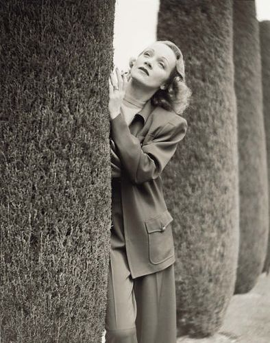 Martin Munkacsi    Marlene Dietrich, 1936-40