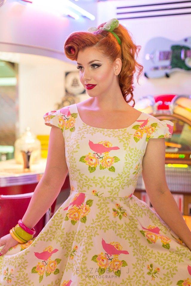 Best 25+ Modern 50s fashion ideas on Pinterest | 50s style ...