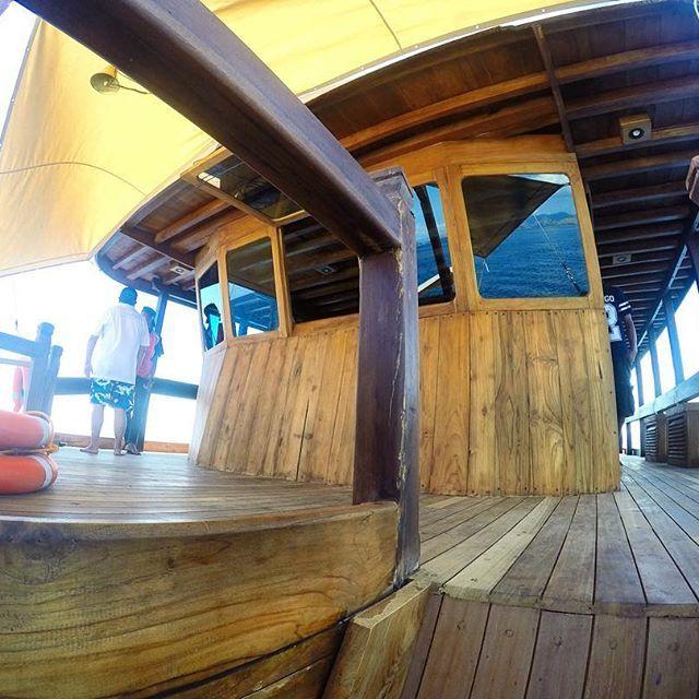 Captain's mansion #exploreflores #exploreindonesia #instanusantara #flores #labuanbajo #dive #diving #divekomodo #ship #scuba #snorkeling #scubadiving #diveindonesia #flores #freedive #komodo #komodonationalpark #liveaboard #phinisi #boat #boatlife #cruise #underwater #trekking #holiday #travel #travelgram #traveling #indonesia #traditionalship