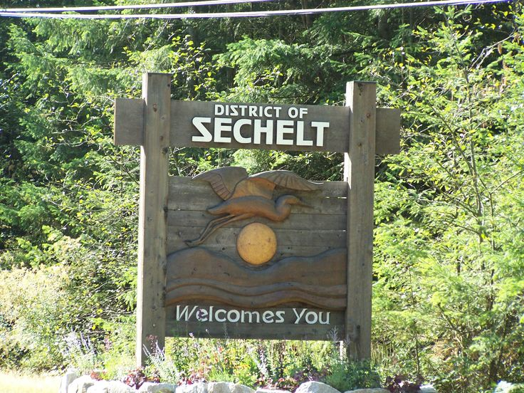 Welcome to Sechelt