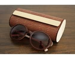 Resultado de imagen para gafas de madera
