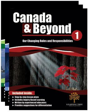 Canada & Beyond Social Studies Teacher Resources | Learning Tree Burlington Amazing resource for new Ontario curriculum