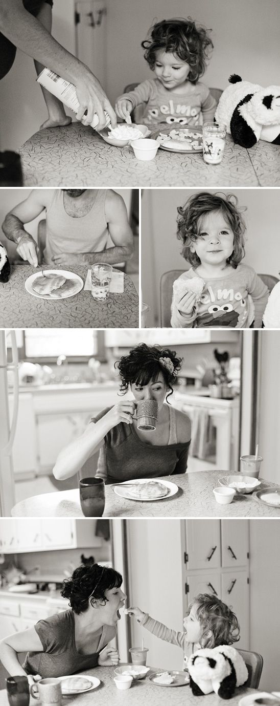 Maternity shoot ideas- love the idea of every day interaction being captured. At-home Session with the Ulmer Family