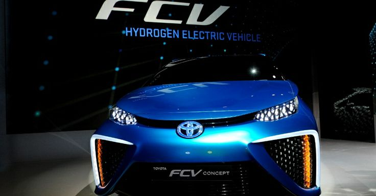 Toyota deve lançar carro movido a hidrogênio em 2015 nos EUA