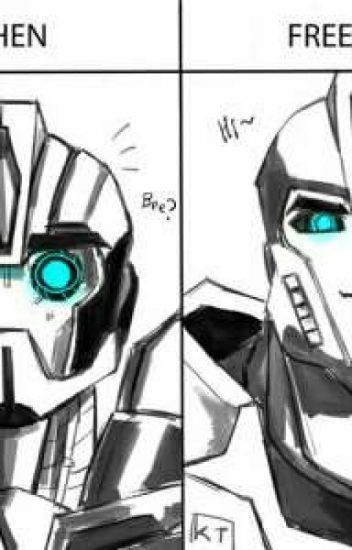 When i First Meet You I Fell In Love Transformers RiD Bumblebee x Reader by GoodHeart1234