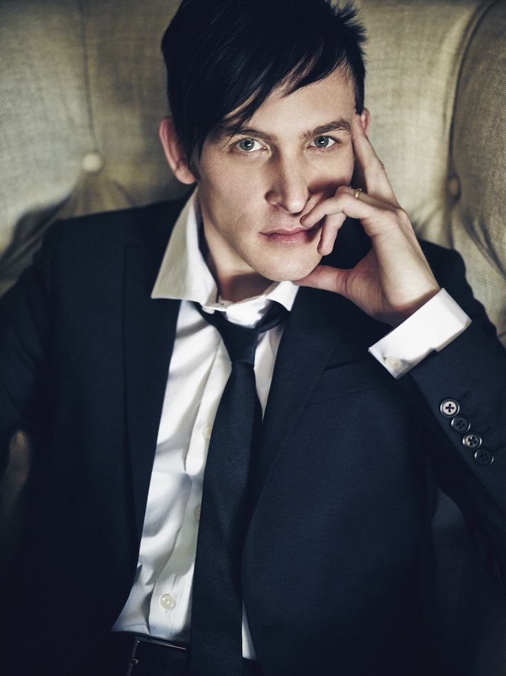 Gotham's Robin Lord Taylor photographed by Benjo Arwas Photography