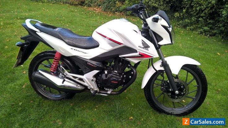 Honda CB125F GLR125 #honda #glr125 #forsale #unitedkingdom