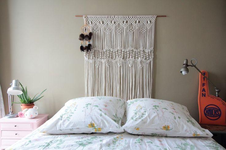 o trouver un tissage macram macram macram t te de. Black Bedroom Furniture Sets. Home Design Ideas