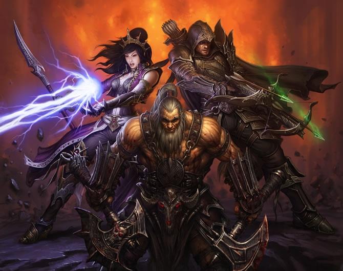 La intención de Blizzard es convertir a Diablo III en el mejor juego de rol de la historia. Han tenido tiempo: 12 años desde el mítico Diablo II que había salido sólo cuatro años después de la primera edición del juego.