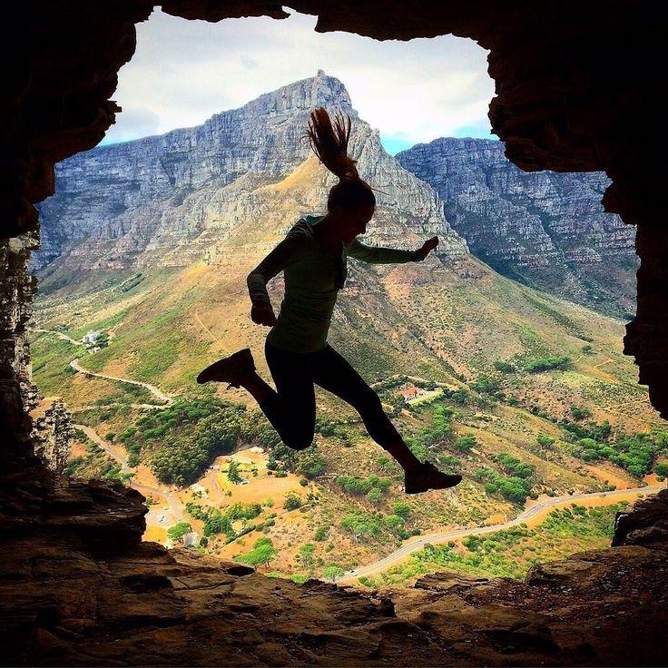 Baljaar op Leeukop in Kaapstad en sien die stad van 'n ander kant af!