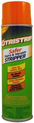 Citri-Strip ECG73807 Paint and Varnish Remover, 17-Ounce, Aerosol