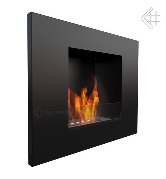 Quat Bio Ethanol Fireplace