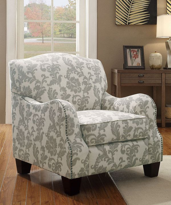 Best Beige Gray Fleur Accent Chair Chairs Gray And Look At 400 x 300