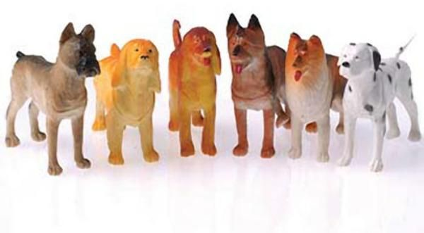 wholesale Toy Dogs (Case of 108)