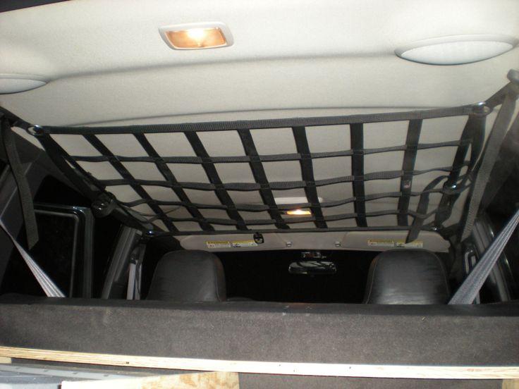 Raingler RBN XJ Jeep Cherokee barrier net securing to roof!    #RAINGLERNETS  #CHEROKEEADVENTURE  #JEEPRAiNGLERNETS http://www.raingler.com/#!jeep-merchandise/ch9y