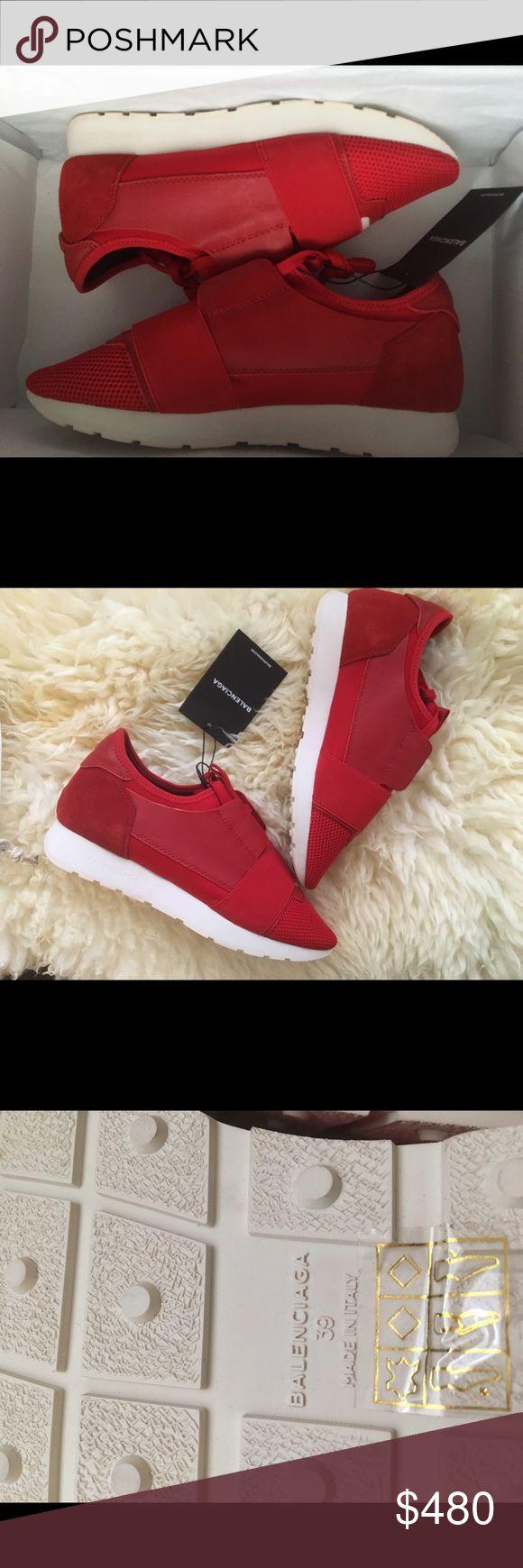 Balenciaga Runner Balenciaga Runner Trainer Sneakers Size 42 8.5 men's 10.5 women's Balenciaga Shoes Athletic Shoes
