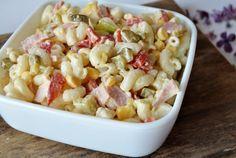 Retete Culinare - Salata de paste cu maioneza