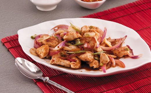 Epicure Asian chicken stir fry