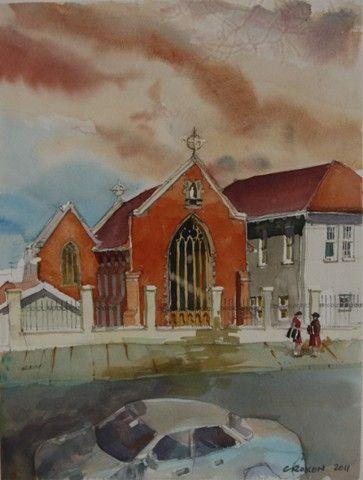 Maris Stella School Chapel  On exhibition from 27 Nov at the Elizabeth Gordon Gallery, Durban