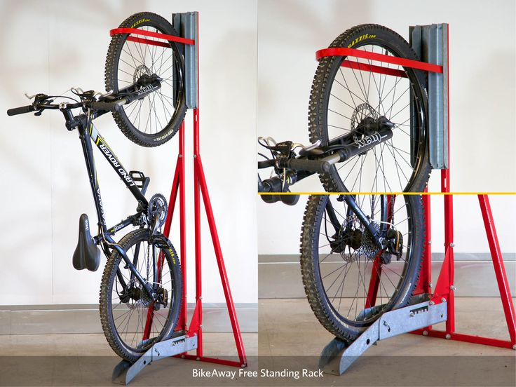 BikeAway Free-standing rack | Cycle-Works Limited | Bike Lockers | Bike Storage | Bike Sheds