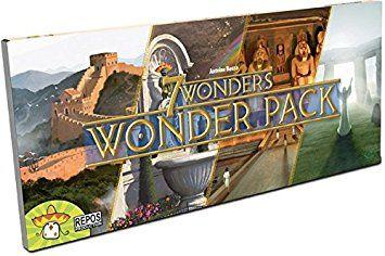 7 Wonders Asmodee Wonder Pack
