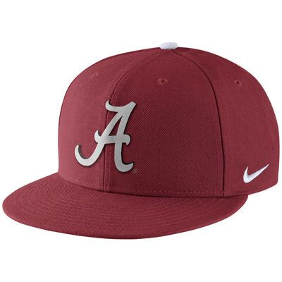 Men's Nike Crimson Alabama Crimson Tide True Reflective Snapback Adjustable Hat