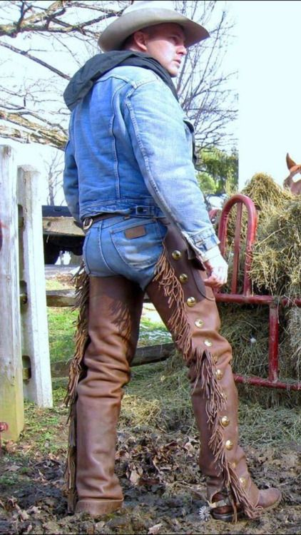 Redneck Cowboy DADDY-HANK