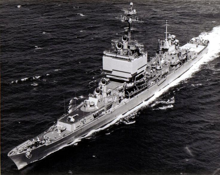 Navy Ship Sunk Off Of Long Beach California