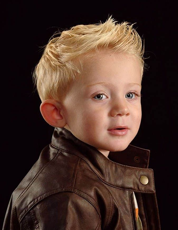 50 Cute Toddler Boy Haircuts Your Kids Will Love Haircuts
