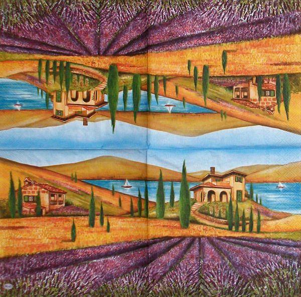 Serviette 35292393 von Napkins auf DaWanda.com