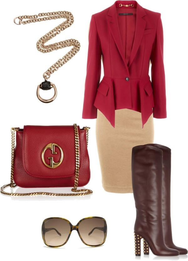 """""""all Gucci"""" by artofimage on Polyvore"""