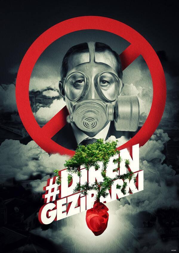 #maske #occupygezi