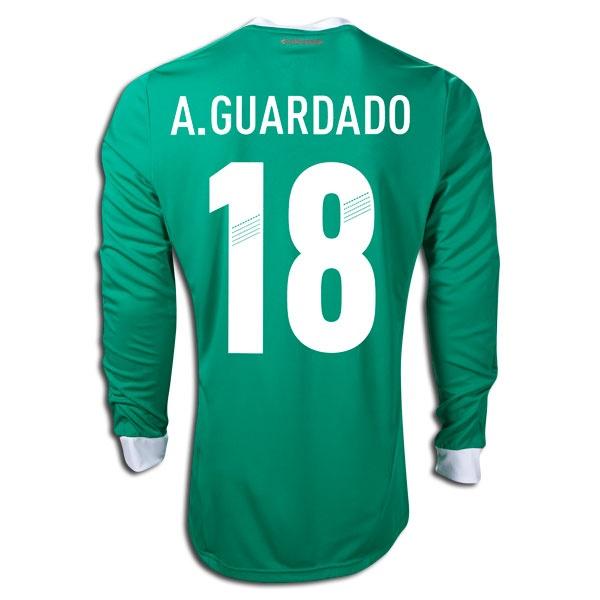 e743e2167a8 Soccer Team Away Replica Football Shirt JFCB870 Special Offers Available  Click Image Above 2014 FIFA World Cup Mexico ...