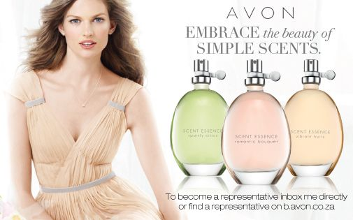 Avon Scent Essence Collection