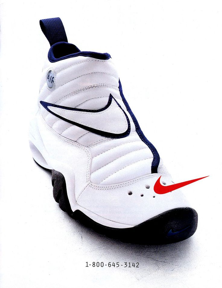 One of the last of the greatest 1990's basketball shoes from Nike to never…
