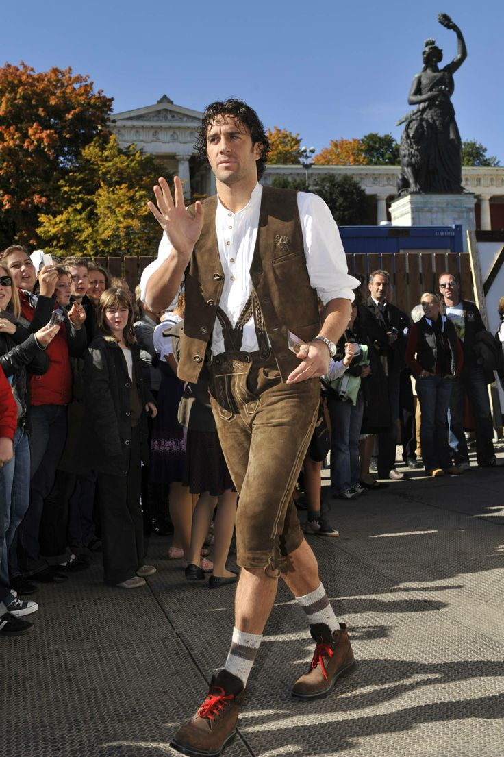 Lederhosen and Lager: Ballers at Oktoberfest http://www ...
