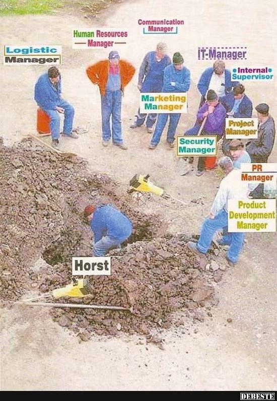 Ich bin Horst :)