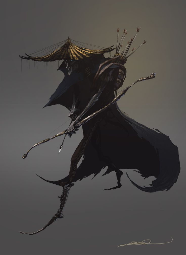 Thief Rogue Assassin Ninja Dungeons & Dragons  By Emanuele Desiati