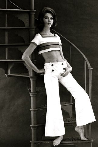 Flower Power:  #Flower #Power ~ Mary Quant designs, 1960s.