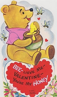 big bear for valentines day