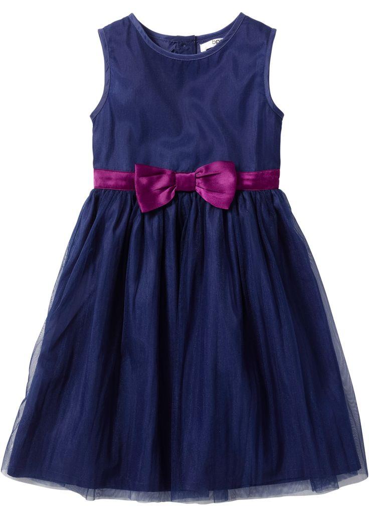 Jurk middernachtblauw - bpc bonprix collection nu in de onlineshop van bonprix-fl.be vanaf 14,99 € bestellen. Prachtige jurk met aangezette rok van tule. De ...
