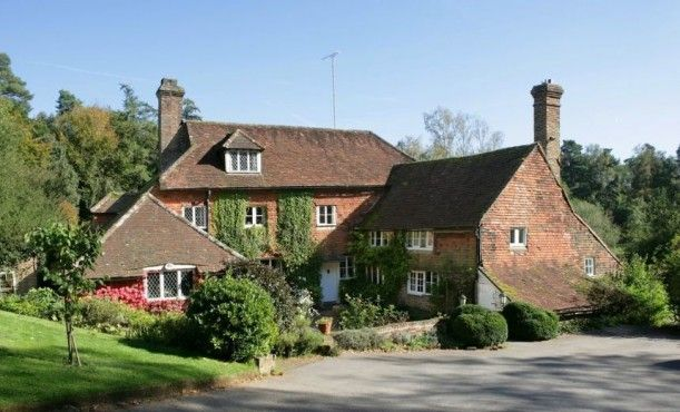 A. A. Milne's former home for sale