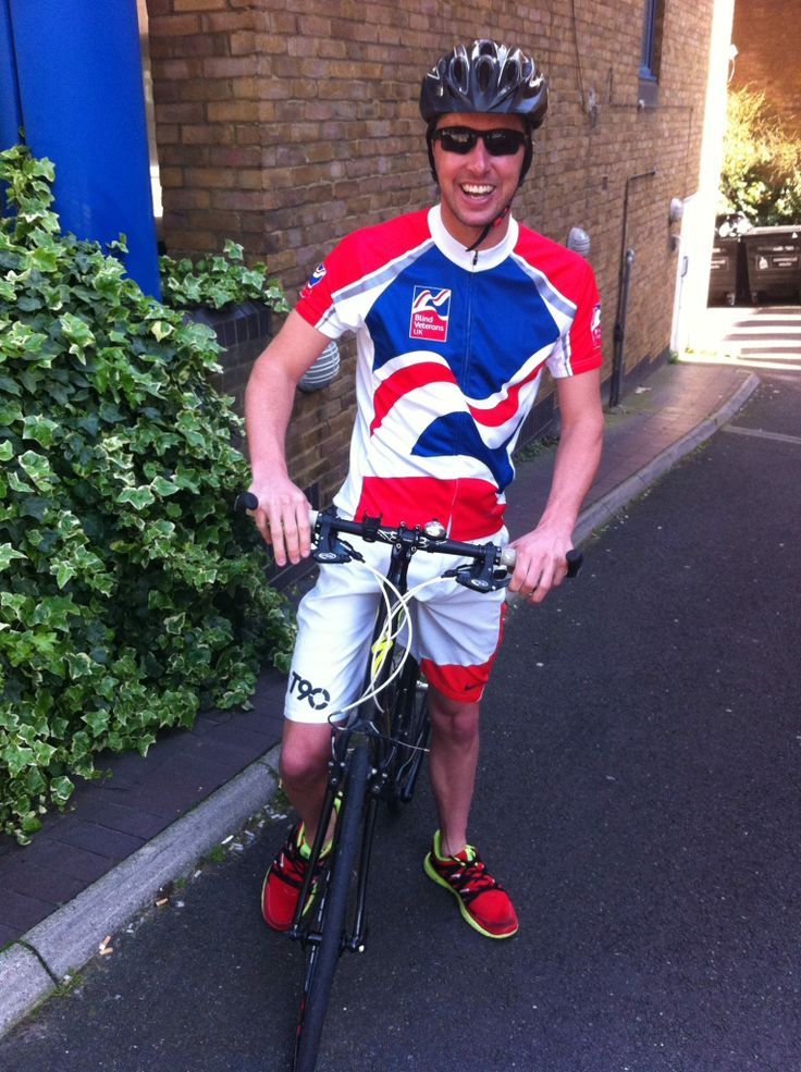 Paul Grundy has decided to take part in the Nightrider London cycle challenge this July for Blind Veterans UK! We'd still love to hear from anyone who already has a place and would like to raise money for a great cause. Find out about securing your own Nightrider place at www.blindveteransblog.org.uk/blind-veterans-sport-and-recreation/fundraisers-wanted-for-summer-cycle-races #Nightrider #BlindVeteransUK #cycling  #Londoncycling #NightriderLondon  #ridelondon-surrey100