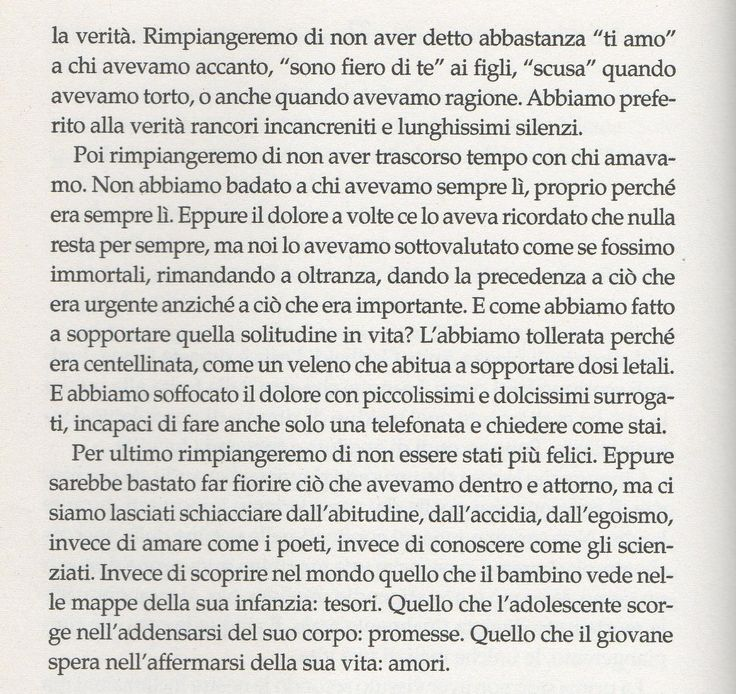Alessandro D'Avenia, Ciò che inferno non è.