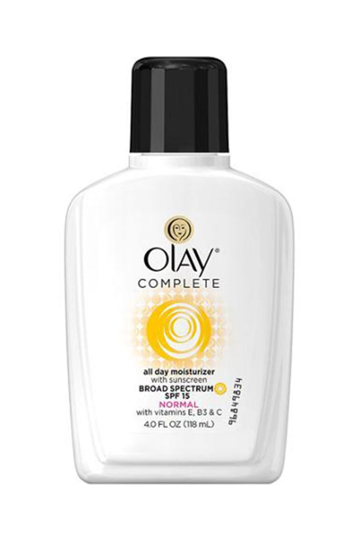 Olay Complete All Day Facial Moisturizer with Sunscreen with SPF 15