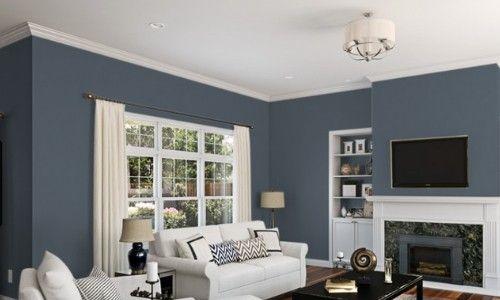 Best Blue Gray Paint Colors 21 Stylish Dusty Blues Blue