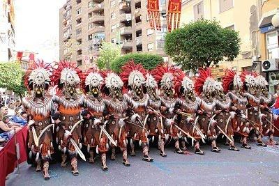 Fiestas de Moros y Cristianos (Villena)