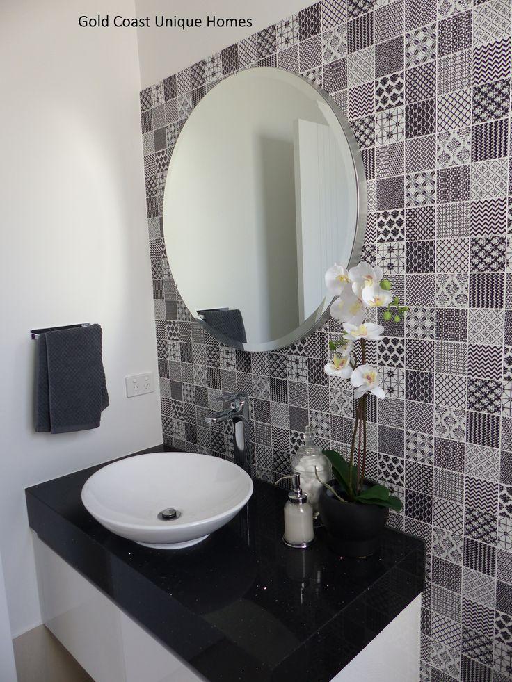 Aspire Display Home Open 10am to 4pm Daily. 17 Elvire St Ormeau Ridge 4208 http://www.goldcoastuniquehomes.com.au #luxuryhome #goldcoastbuilder #bathroom